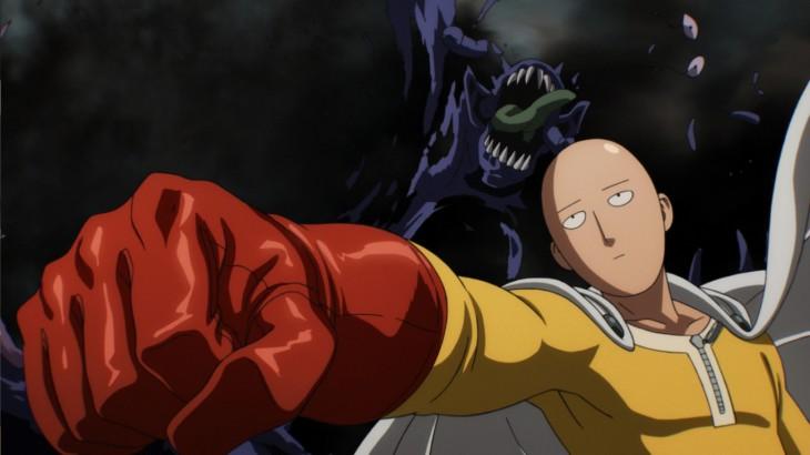 Imagen de Saitama ya en anime / MadHouse