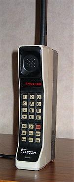 Motorola DynaTAC 8000x.| Wikimedia Commons