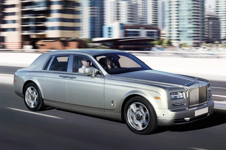 Sitio oficial de Rolls Royce