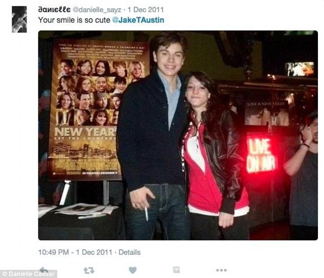 La primera foto de la pareja | Twitter