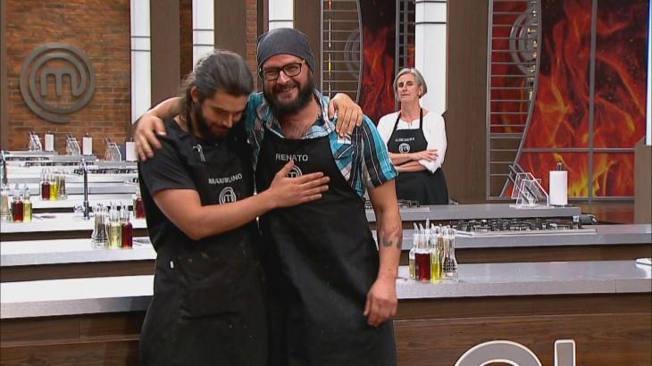Max (izquierda) y Renato (derecha) | Canal 13