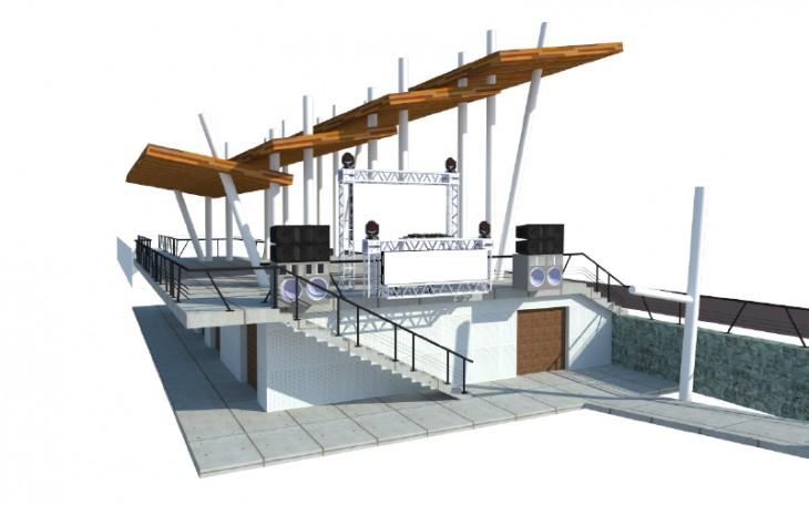 Anfiteatro | Municipalidad de Laja