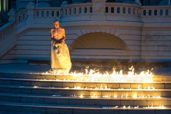 Arder | Pedro Lemebel