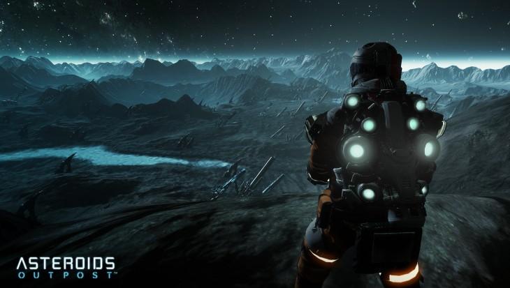 Asteroids Outpost | Atari