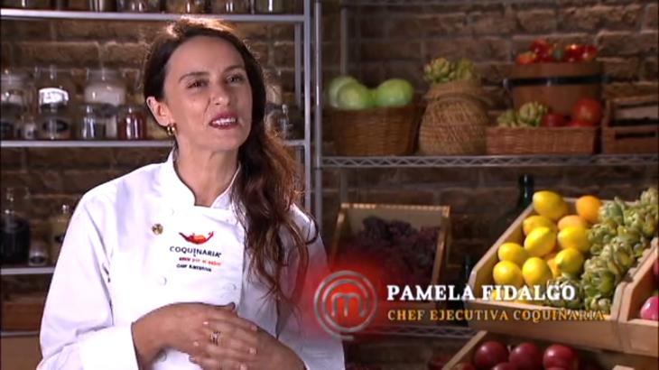 Pamela Fidalgo | Canal 13