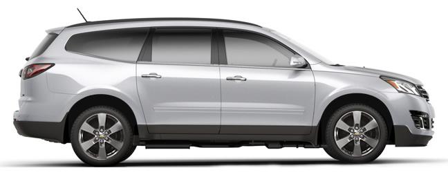 Chevrolet Traverse | Sernac