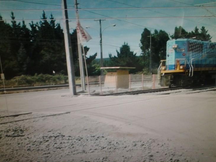 Cruce en Ruta 160 | Fabián Polanco | RBB