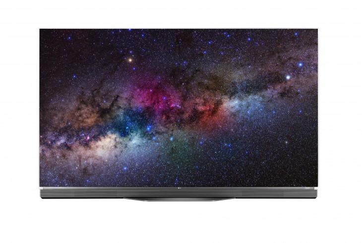 El modelo LG E6