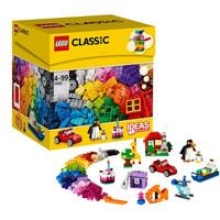 La caja creativa de LEGO es uno de los productos más vendidos en la tienda online de juguetes STEM de Amazon l LEGO