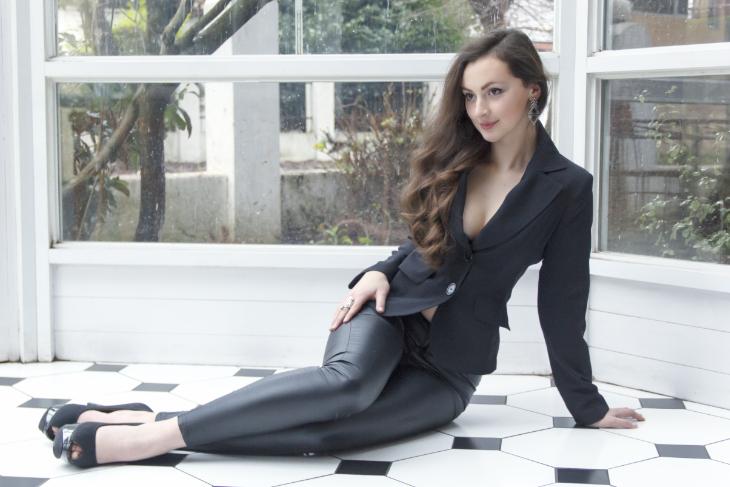 Modelo: Nicole López