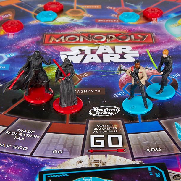 El Monopoly Star Wars | Hasbro