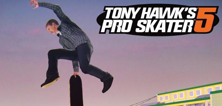 Tony Hawk Pro Skater 5 | Activision