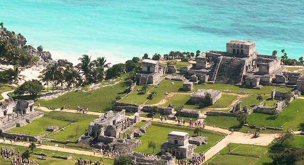 Las ruinas mayas de Tulum | unikgo.com