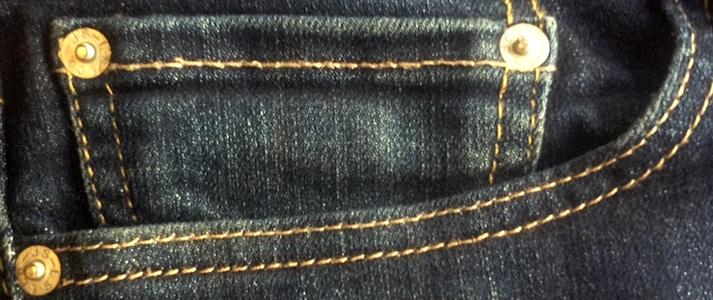 1ac7f70732 Levi s reveló la verdadera función de los bolsillos pequeños de los ...