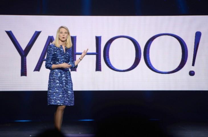 Marissa Meyer, CEO de Yahoo | AFP