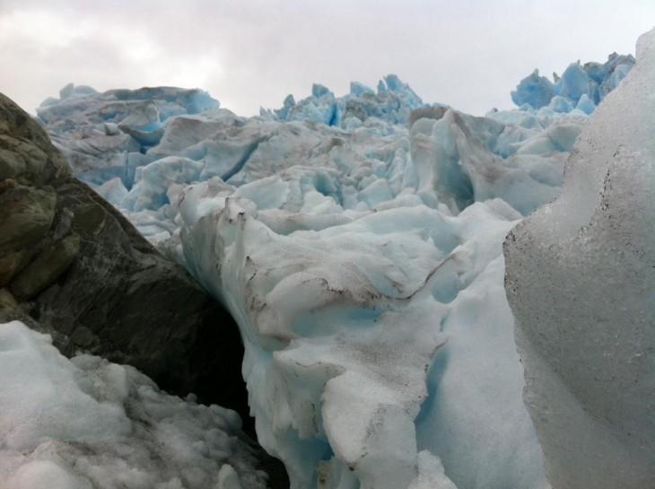 Así de cerca puedes estar de un glaciar | Denisse Charpentier (BBCL)