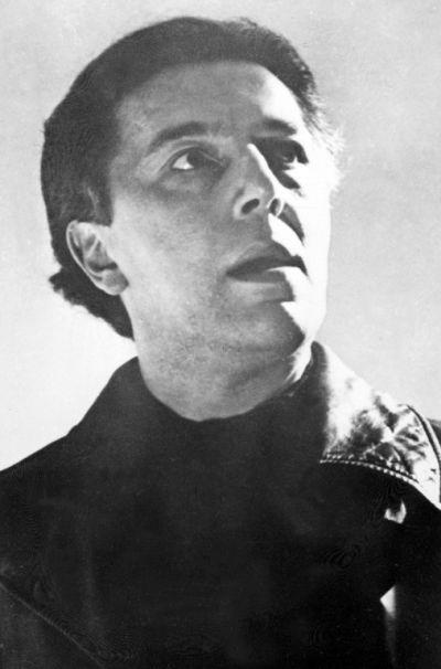 André Breton | Archivo AFP