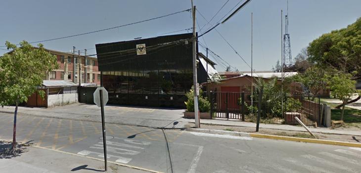 Cuartel de la Octava Compañía de Bomberos de Maipú | Google Street View