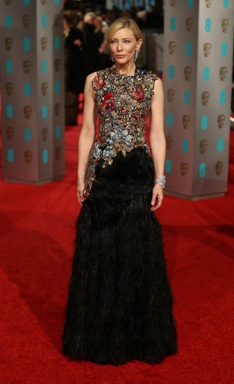 Cate Blanchett | AFP