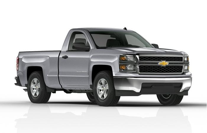 Referencia | Chevrolet Silverado | Sernac