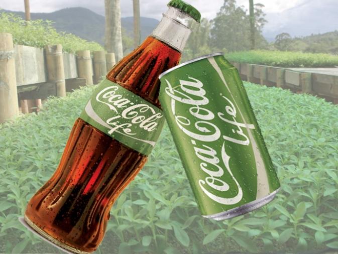 Coca-Cola Life se vende menos que la Fanta Zero y Sprite Zero en Chile