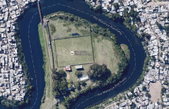 Estadio Saturnino Moure (Google maps)