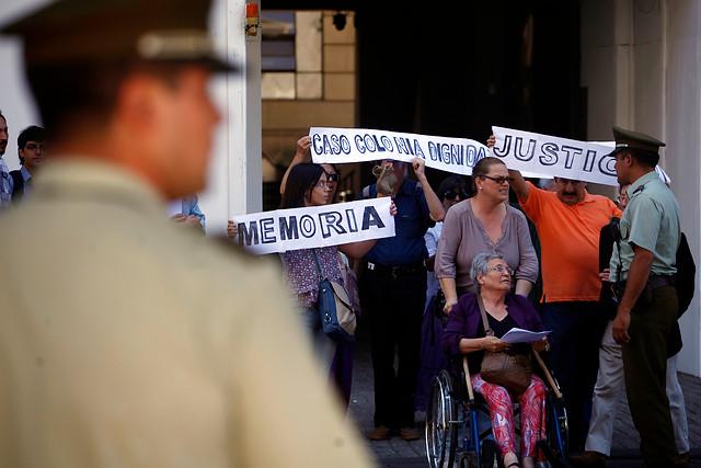 Ex prisioneros torturados en Colonia Dignidad | Sebastián Rodríguez | Agencia UNO
