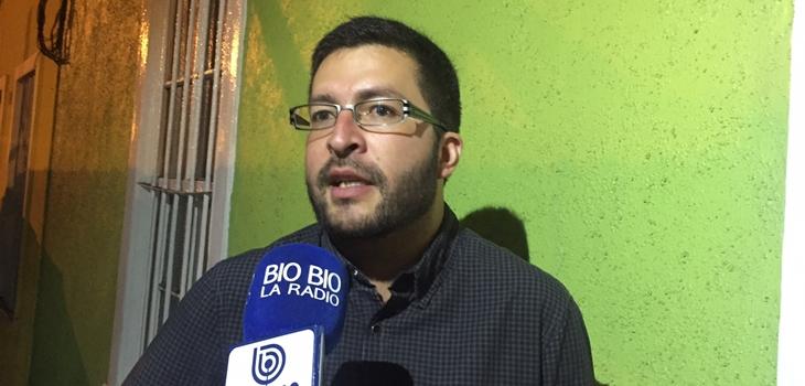 Alcalde Fernando San Román | Cristián Núñez | RBB