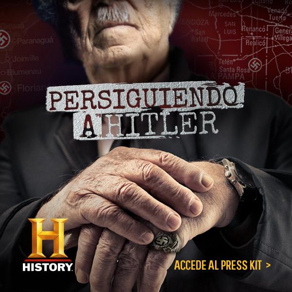 Persiguiendo a Hitler | History