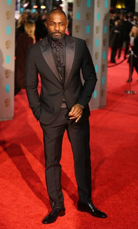 Idris Elba | AFP