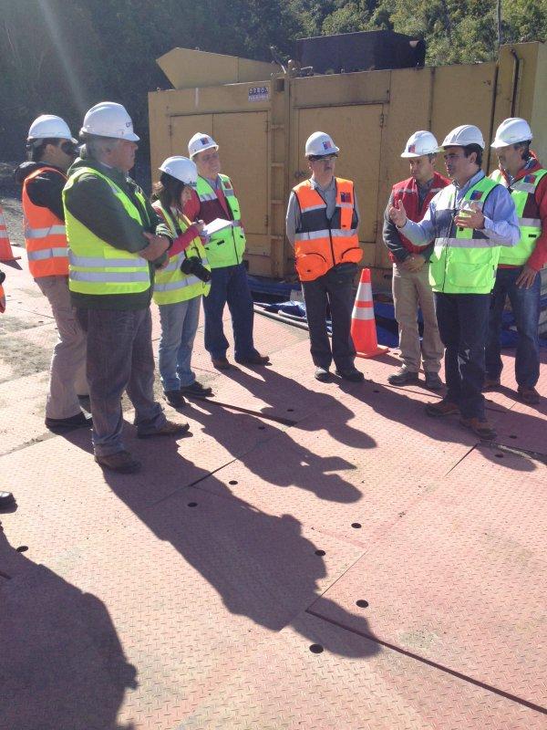Ministerio de Obras Públicas | @mop_chile