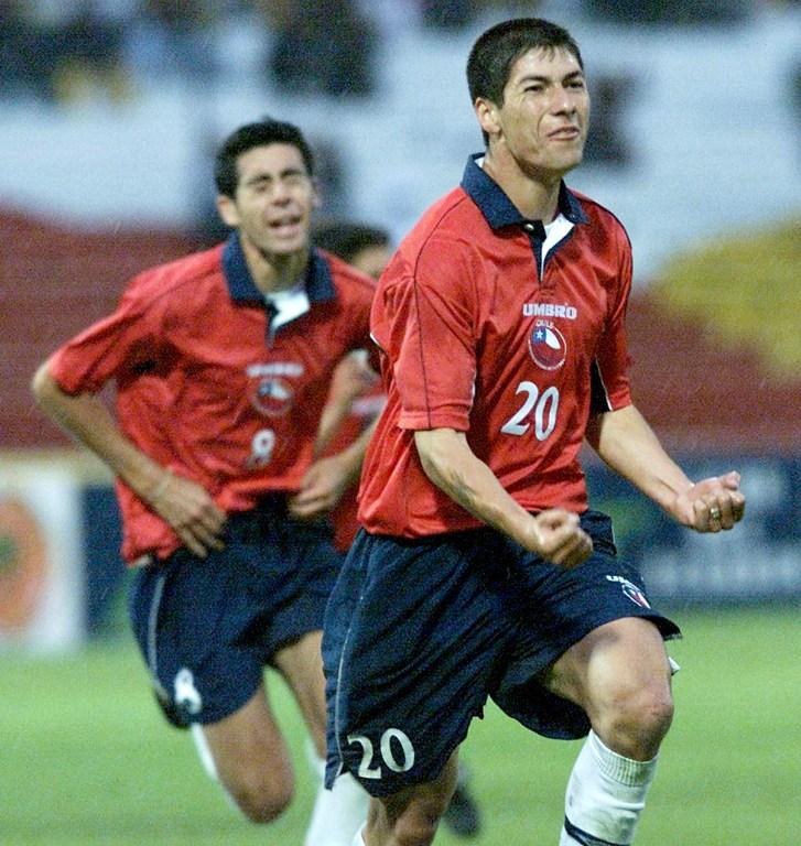 Valdés celebra gol | AFP