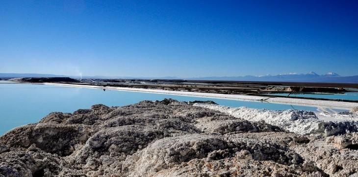 Salar de Atacama | Agencia UNO