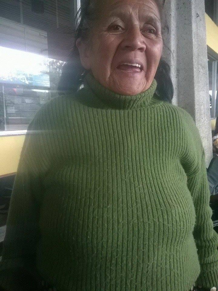 Sylvia Nail Lefian | Mujer extraviada