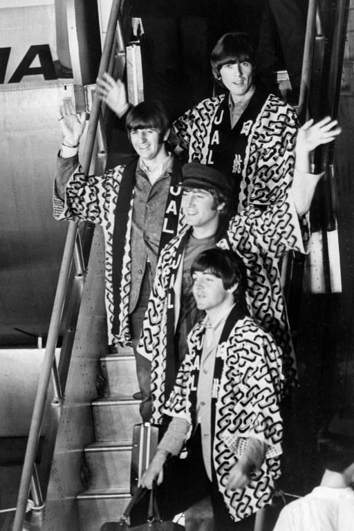 The Beatles en Japón | Panasia Files | AFP