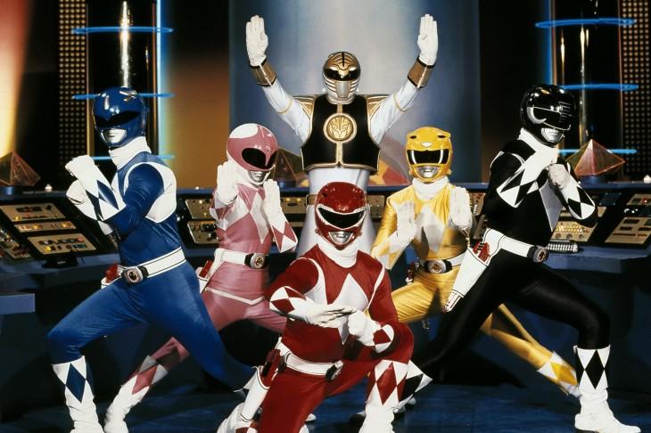 Power Rangers (película de 1995)