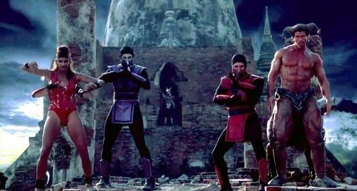 Mortal Kombat Aniquiliación