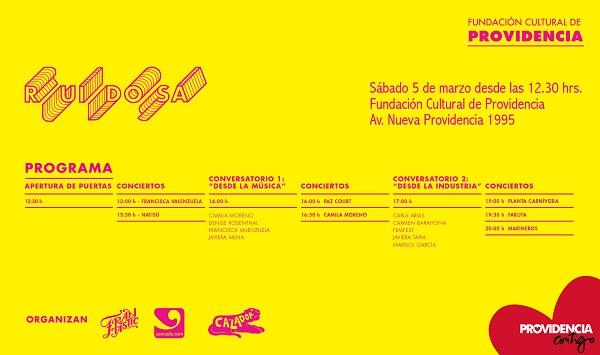 Ruidosa | Providencia