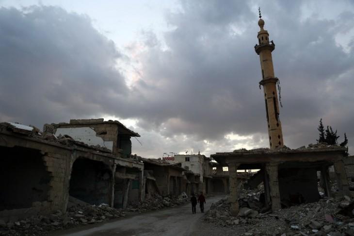 Sameer Al-Doumy | AFP