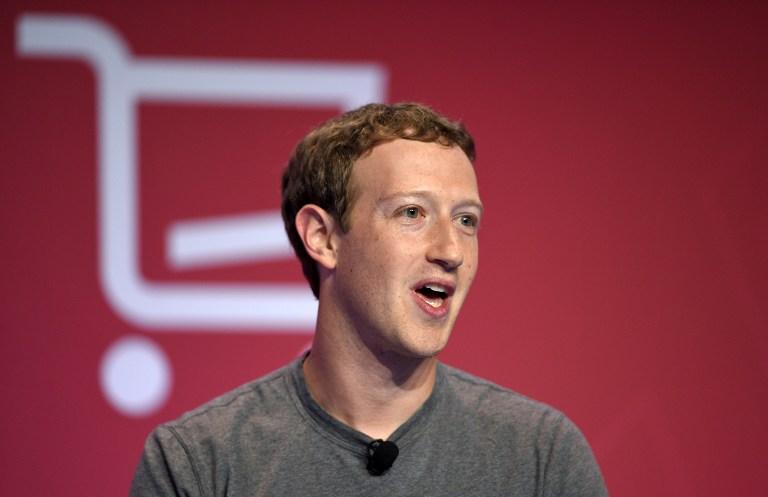 dc933ec2a1a El creador de Facebook solidario con Apple en su pugna con las autoridades  de EEUU