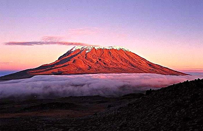 Monte Kilimanjaro, Tanzania