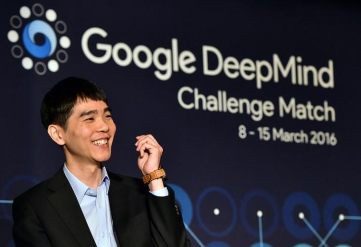 Lee Se-Dol, legendario jugador de Go | AFP