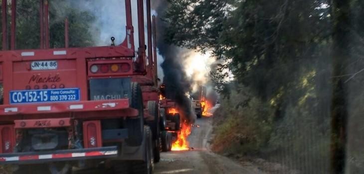Camiones afectados   Imagen cedida a RBB