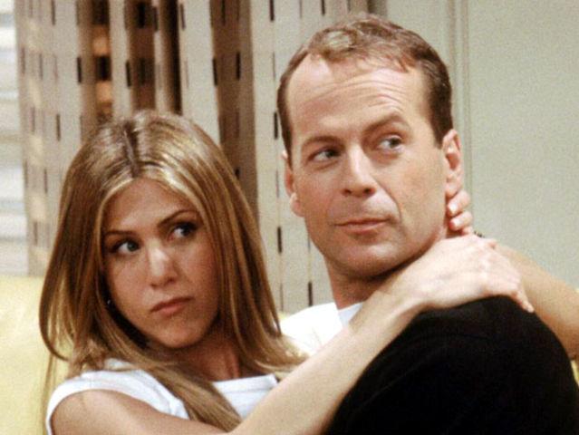 Bruce Willis en Friends