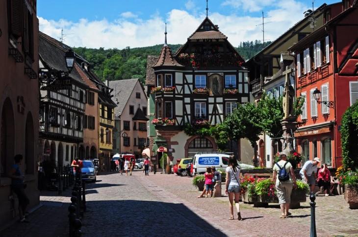 Alsacia, Francia
