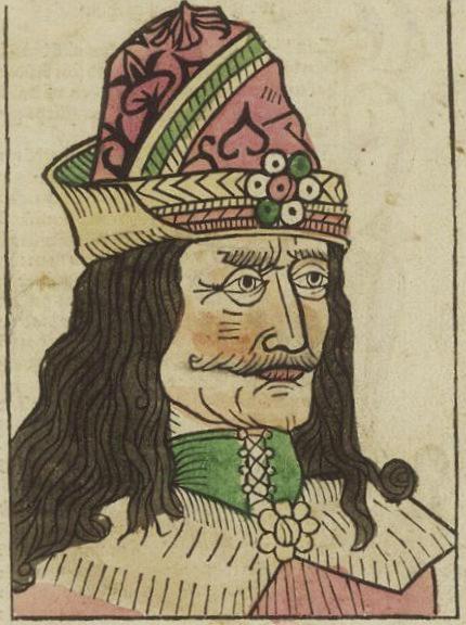 Vlad Tepes, 1488