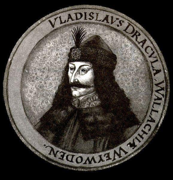 Vladislaus Dracula por Nikolaus Ochsenbach, 1600.