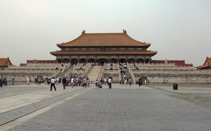 Ciudad Imperial, China