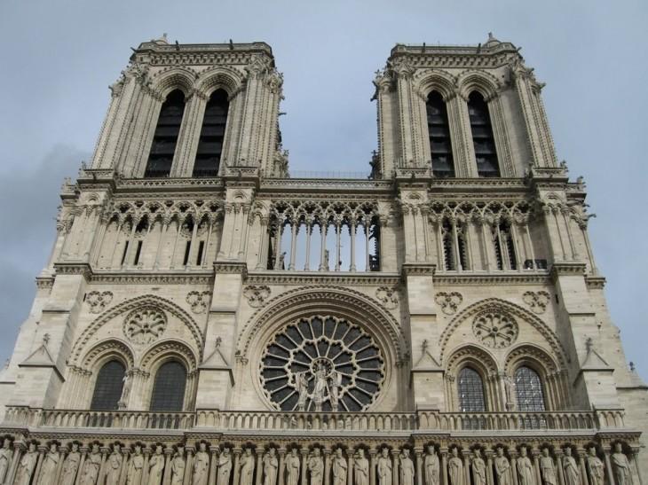 Notre Dame, Francia
