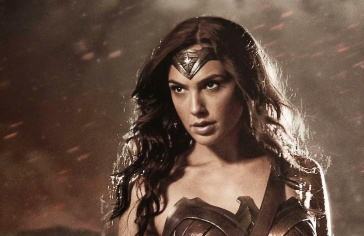 Gal Gadot como la Mujer Maravilla / Warner Bros